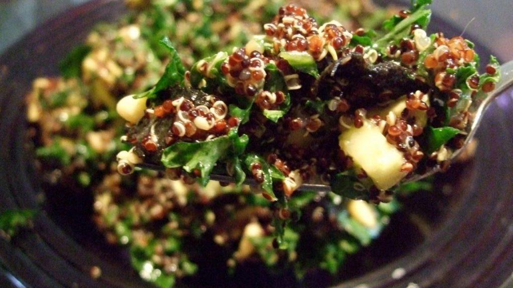Gemi Bertran's Recipe: Quinoa Kale Avocado Meal
