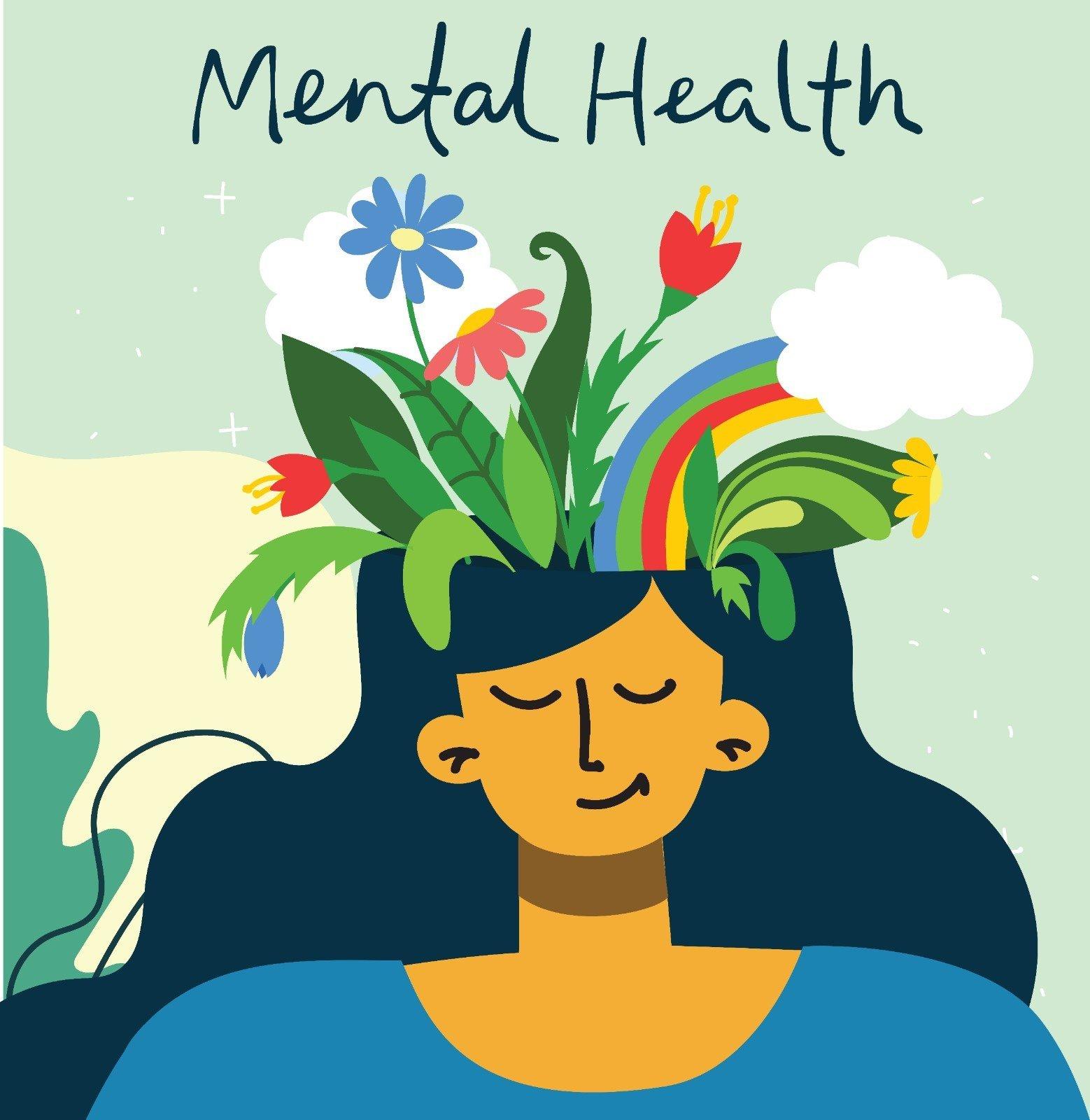 Gemi Bertran's Mental Health Month: Happy Brain